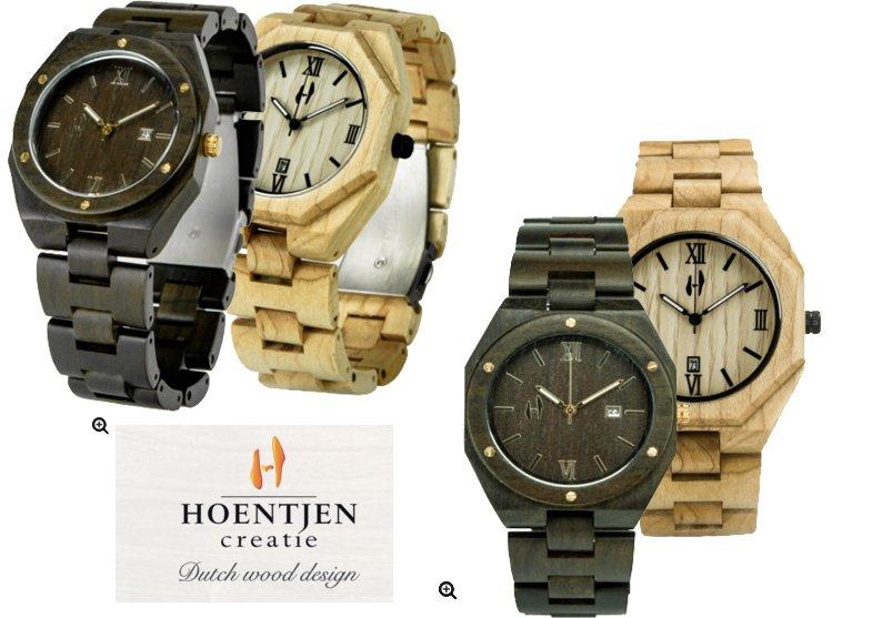 Stijlmagazine-Valentijnsdag-Hoentjencreatie-houten horloge