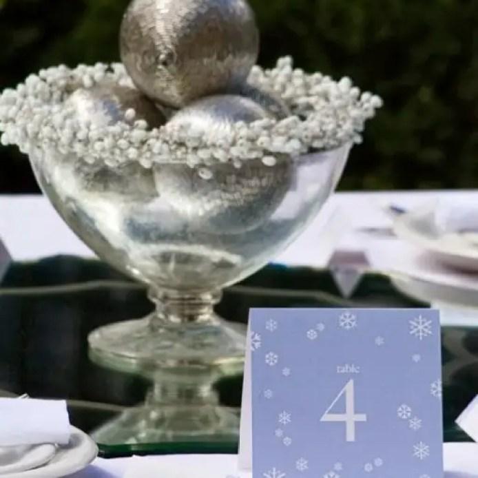Feest styling | Inspirende winter bruiloften versus winterse feesten stylen