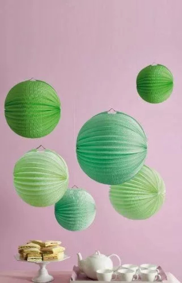 Feest styling | Inspiratie voor een mint(groen) feest & bruiloft thema