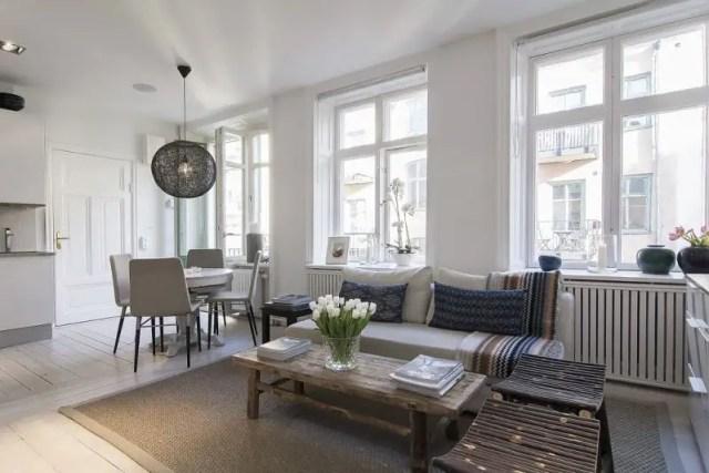Binnenkijken | Wonen op 34m2 #scandinavisch interieur