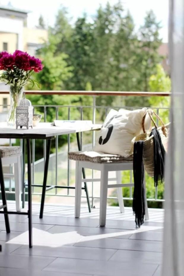 Buitenleven | Inrichten van jouw balkon/ terras voor het ultieme lentegevoel.
