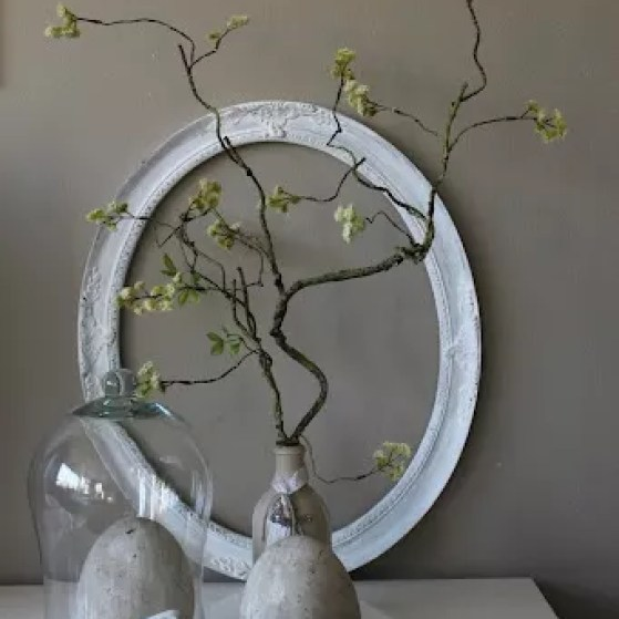 Feest styling | Pasen | Paastakken & 'paasgroen' #paastakken #pasen #feestdagen #groen #interieur #wonen - www.stijlvolstyling.com
