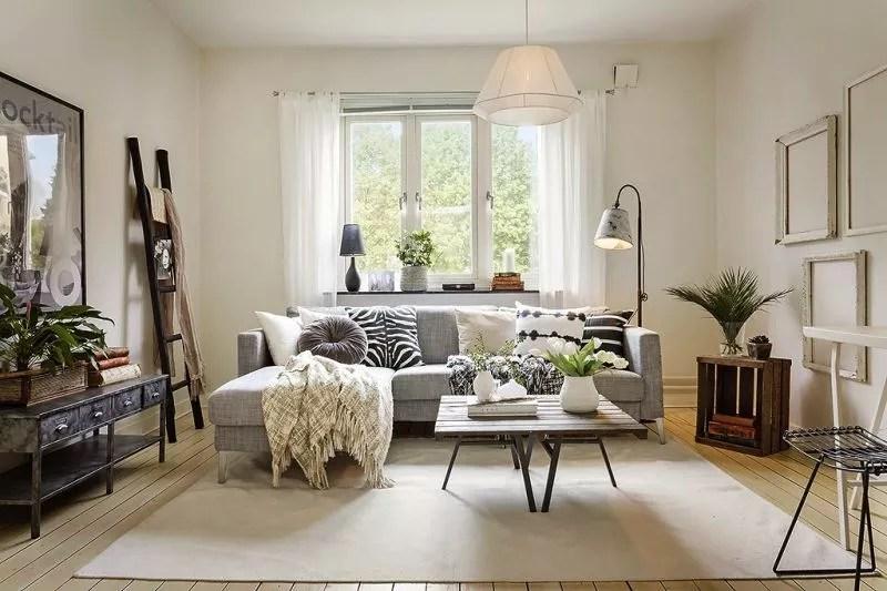 Binnenkijken Wonen Groen : Binnenkijken stijlvol appartement in göteborg u stijlvol styling