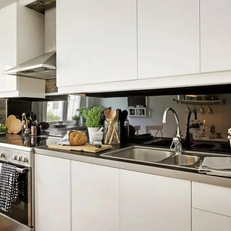 Binnenkijken | Wonen op 50m2 in dit stijlvolle appartement in Göteborg (binnenkijken stijlvol appartement)