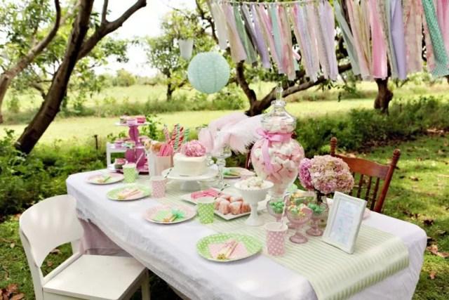 Vaak Tuin inspiratie | Zomer tuinfeest decoratie • Stijlvol Styling  SG54