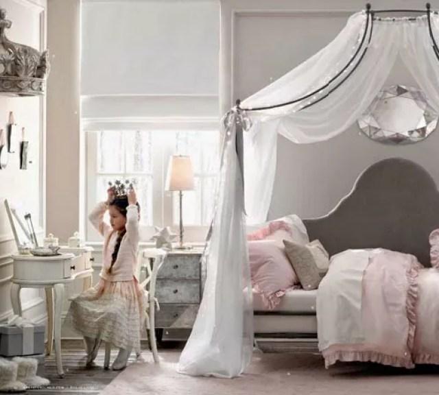 Interieur & kids | Baby- en kinderkamer voor kleine prinsessen & balletdanseressen #babykamer #kinderkamer #woonblog - www.stijlvolstyling.com
