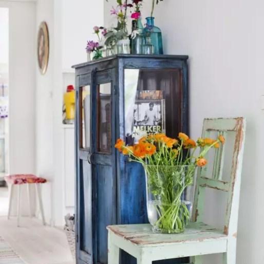 Interieur inrichten | Een interieur vol bloemen! - www.stijlvolstyling.com