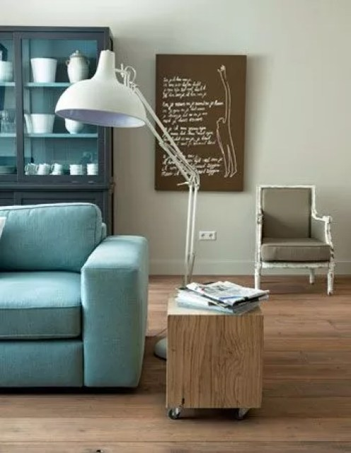 Kleur & Interieur | Turquoise interieur styling • Stijlvol Styling ...