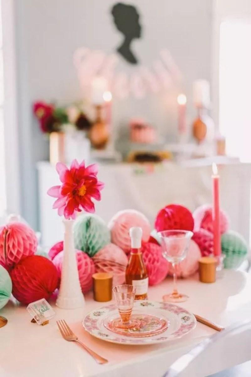 Feest styling | Happy Birthday! Verjaardagsfeest decoratie ideeën - www.stijlvolstyling.com