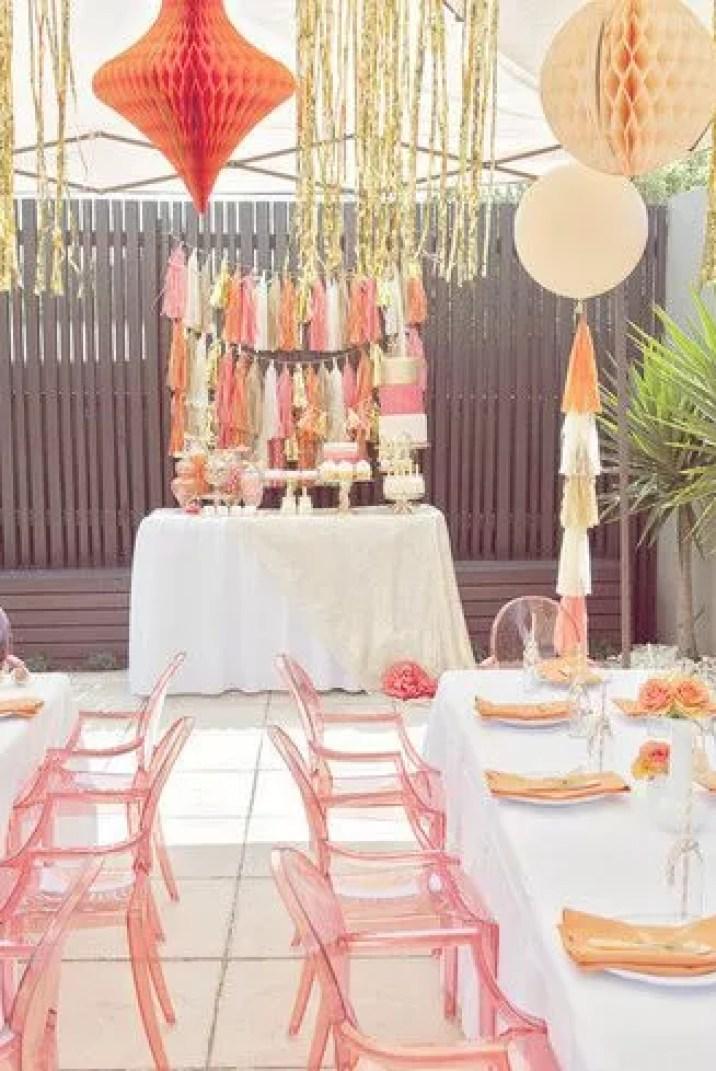 Feest styling | Happy Birthday! Verjaardagsfeest decoratie ideeën - Woonblog StijlvolStyling.com