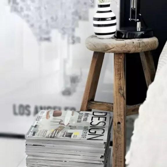 Interieur | 10 manieren om je interieur te stylen met tijdschriften & magazines - www.stijlvolstyling.com
