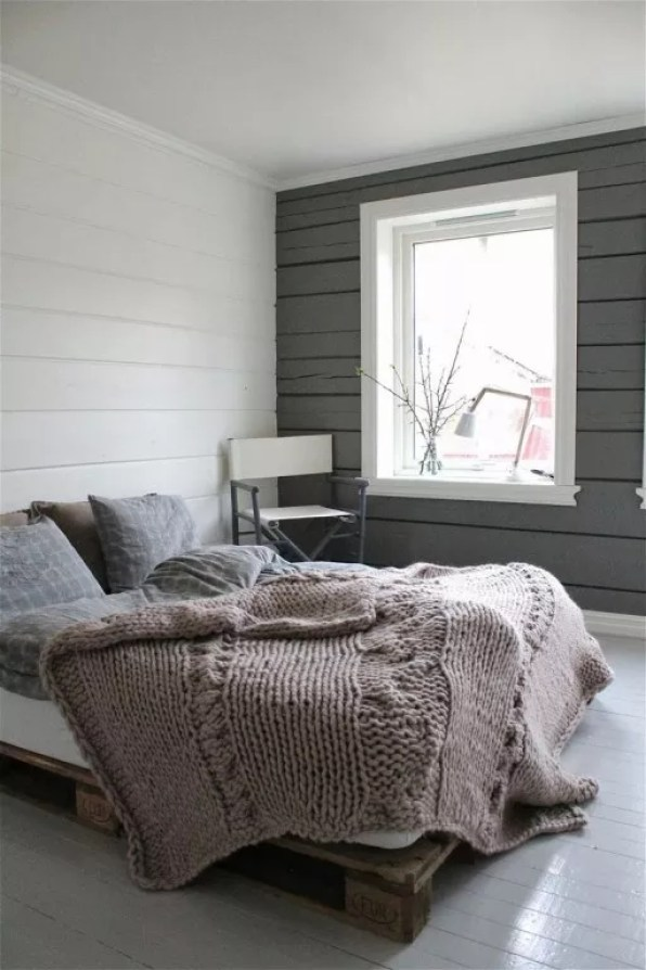 Interieur | '50 Shades of Greige' (Warm Grijs), wonen, huis inrichten, kleurinspiratie - www.stijlvolstyling.com