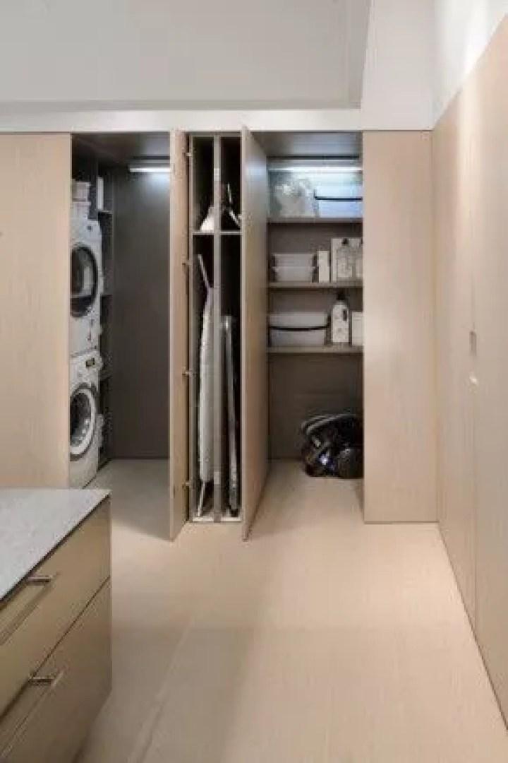 Interieur inspiratie voor inrichten van de wasruimte stijlvol styling woonblog - Klein interieur ruimte ...