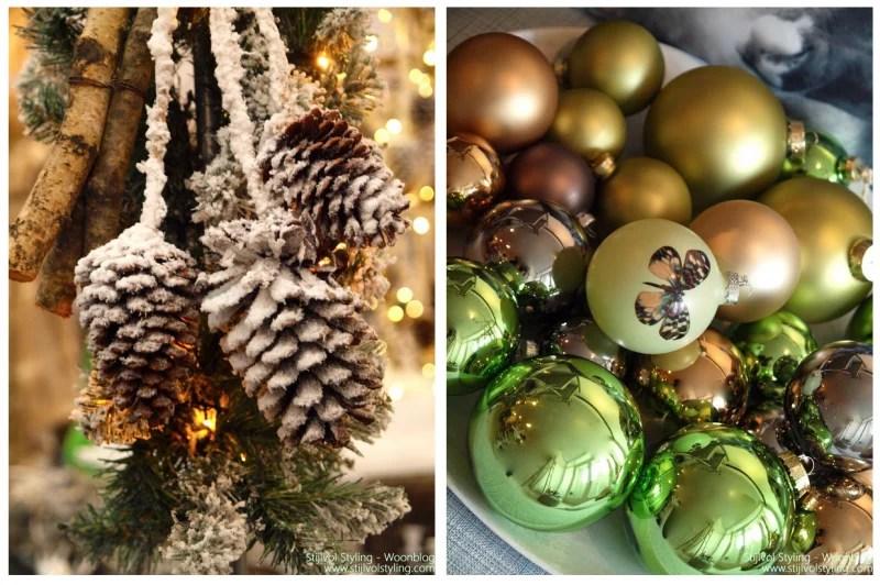 Feestdagen Natuurlijke Kerstdecoratie : Feestdagen natuurlijke kerstdecoratie u2022 stijlvol styling woonblog