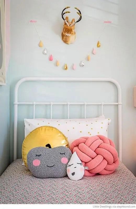 Interieur & kids | Mintgroen - babykamer/ kinderkamer inspiratie (deel 2)