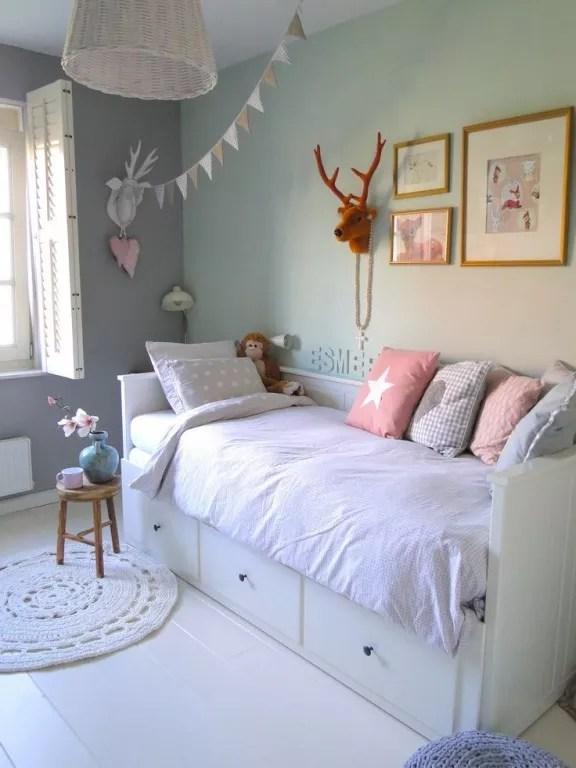 Interieur kids mintgroen babykamer kinderkamer inspiratie deel 2 stijlvol styling - Deco kamer jongen jaar oud ...