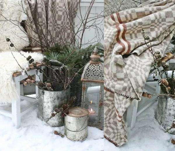 Tuin inspiratie wintertuin tips en styling inspiratie stijlvol styling woonblog for Terras decoratie