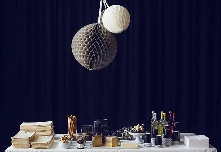 Oud&Nieuw feest decoratie tips door Stijlvol Styling - Woonblog www.stijlvolstyling.com