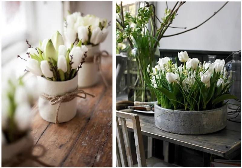 Valentijnscadeau tip - tijd voor tulpen! - Stijlvol Styling woonblog www.stijlvolstyling.com