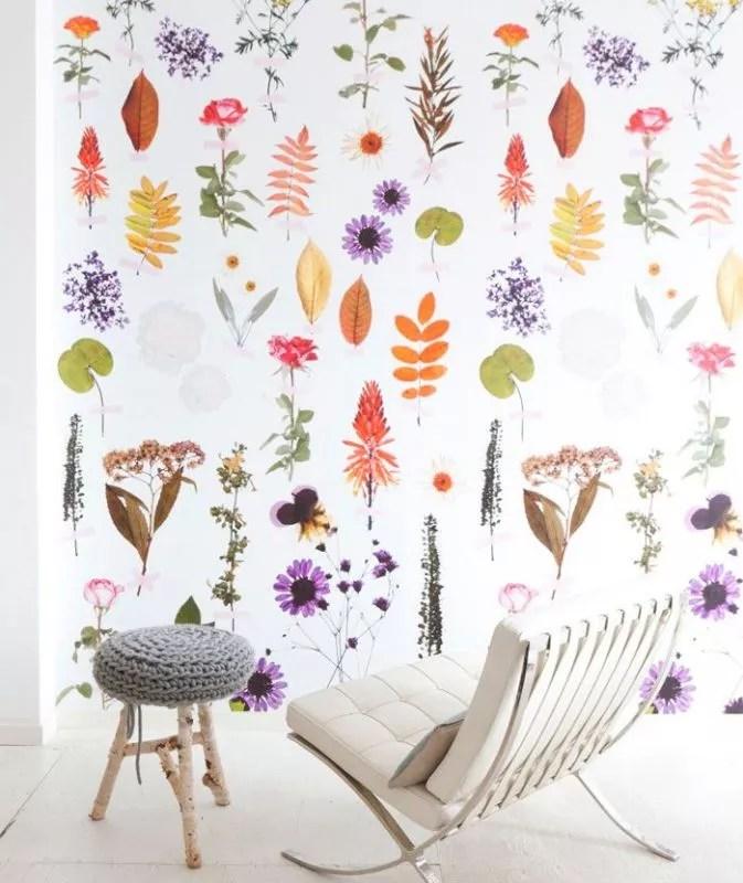 Interieurtrends | De behang trends 2015 - Stijlvol Styling Woonblog www.stijlvolstyling.com. Behang: Studio Onszelf