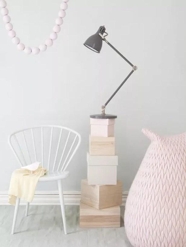 Romantisch wonen in pastel - Stijlvol Styling woonblog www.stijlvolstyling.com