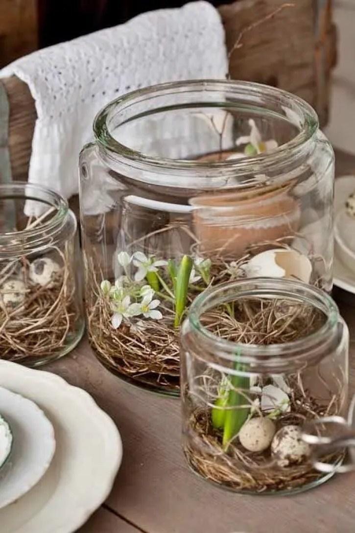 Feestdagen | Rustieke paas decoratie - Stijlvol Styling woonblog www.stijlvolstyling.com Beeld: idemakeniet