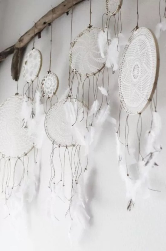 Interieur | Styling met veren - Stijlvol Styling woonblog www.stijlvolstyling.com