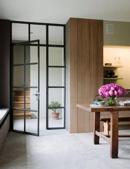 Nieuw Interieur | Deuren & ramen met stalen kozijn • Stijlvol Styling YJ-35