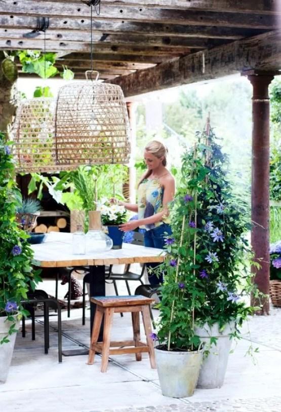 Buitenleven | Comfortabel en luxe in eigen natuurtuin - Stijlvol Styling woonblog - www.stijlvolstyling.com