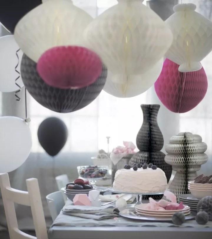 Woonnieuws | Dek een feestelijke tafel met Ikea  - Stijlvol Styling Woonblog www.stijlvolvolstyling.com