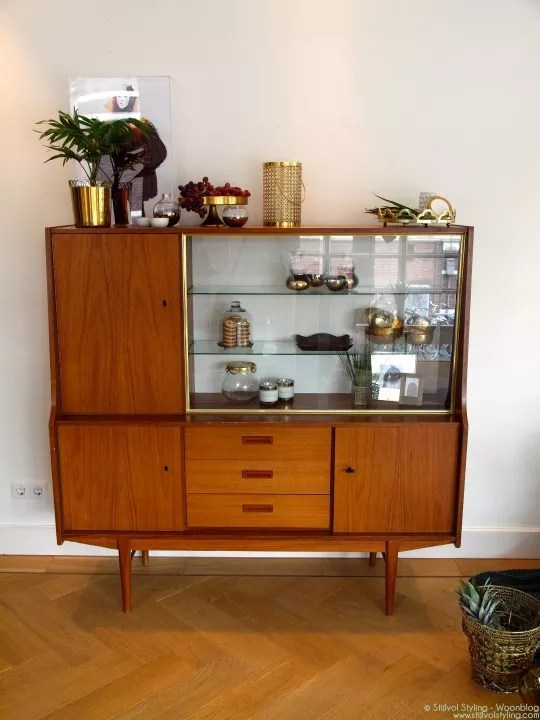 Interieur inspiratie  Vintage items in het interieur