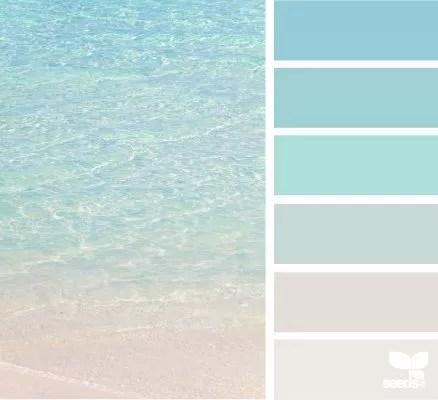 Interieur  kleur  Interieur makeover met zomer kleuren