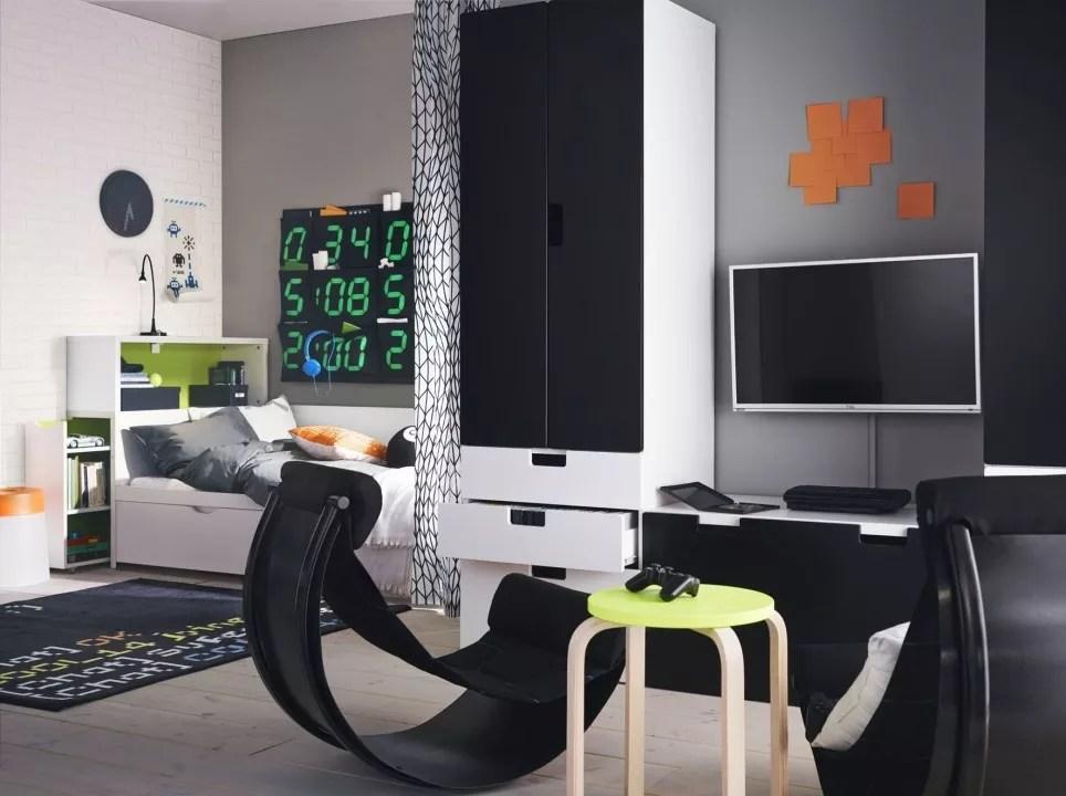 Interieur  kids  Nieuw schooljaar nieuwe IKEA