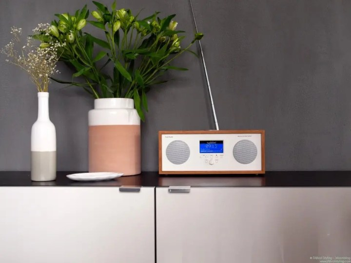 Interieur inspiratie | Tivoli Music system three+ review - Stijlvol Styling woonblog - www.stijlvolstyling.com #tivoliaudio #musicssystem