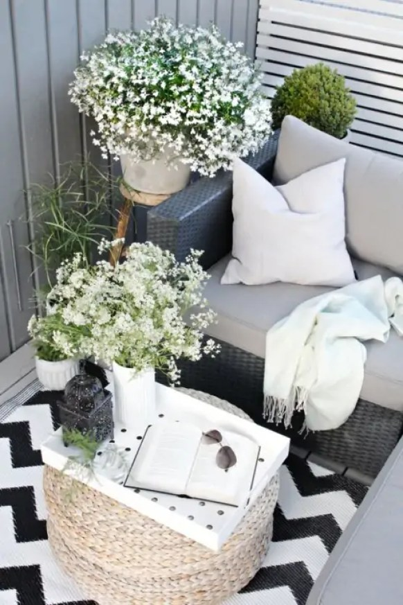 Buitenleven | Comfortabel en luxe in eigen natuurtuin - Stijlvol Styling woonblog www.stijlvolstyling.com