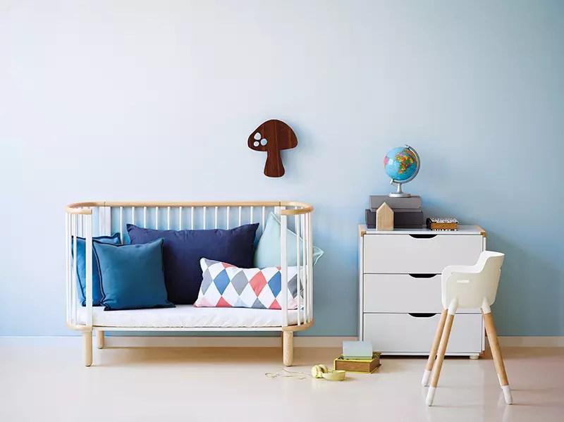 Kids | Scandinavische baby en kinderkamer met Flexa.