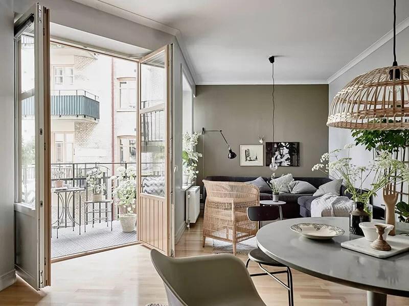 Kinderkamer Met Mosgroen : Binnenkijken sfeervol interieur in grijs groen en wit u2022 stijlvol