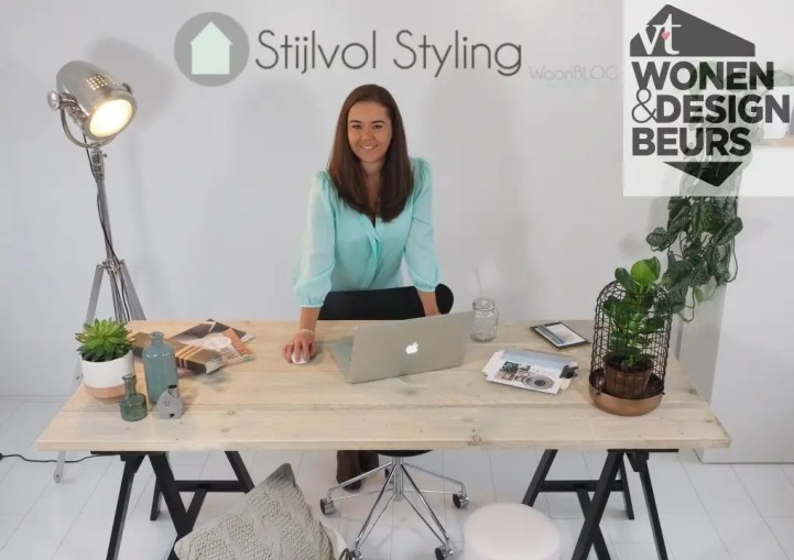Blogger Susanne - Woonblog StijlvolStyling.com