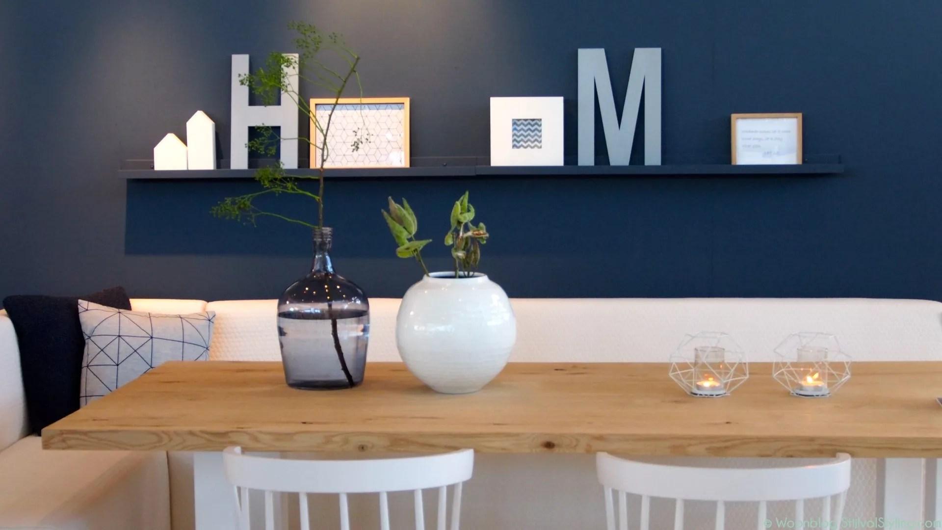 Interieur  Blue monday Interieur  kleur inspiratie met