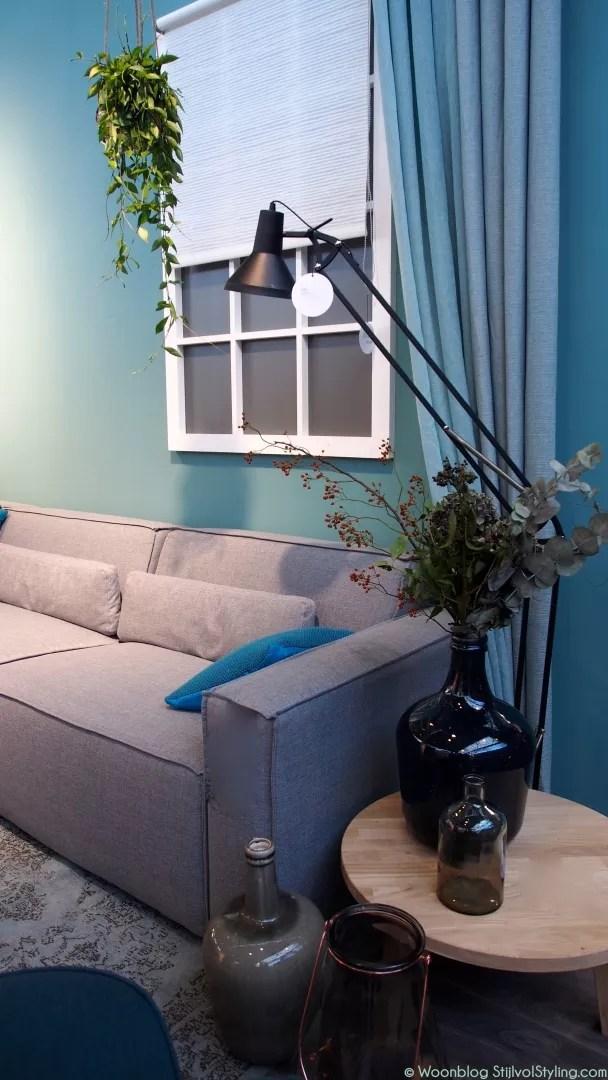 woontrends 2016 interieur kleur inspiratie met blauw woonblog stijlvolstylingcom
