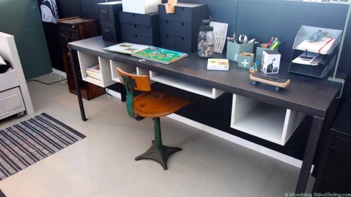 Interieur | Tips thuiswerkplek inrichten - Woonblog Stijlvol Styling.com | Beeld: Studio SBZ Interieur Design & Woonblog StijlvolStyling.com (Stijlvol Styling)