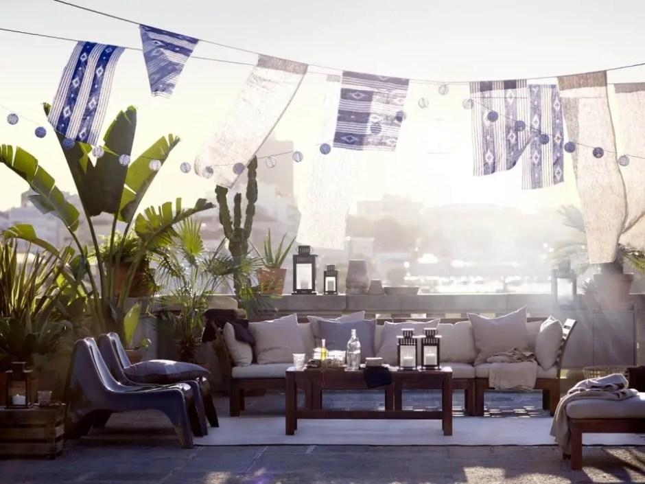 Buitenleven | De nieuwe IKEA tuin collectie - Woonblog StijlvolStyling.com