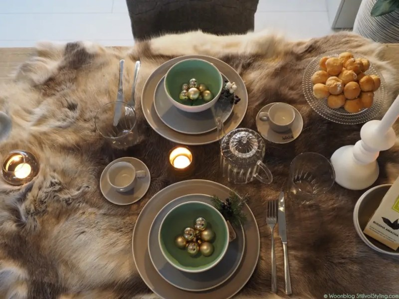 Bitossi Home styling opdracht 'Winter tafel' © Woonblog Stijlvolstyling.com   SBZ Interieur Design 18