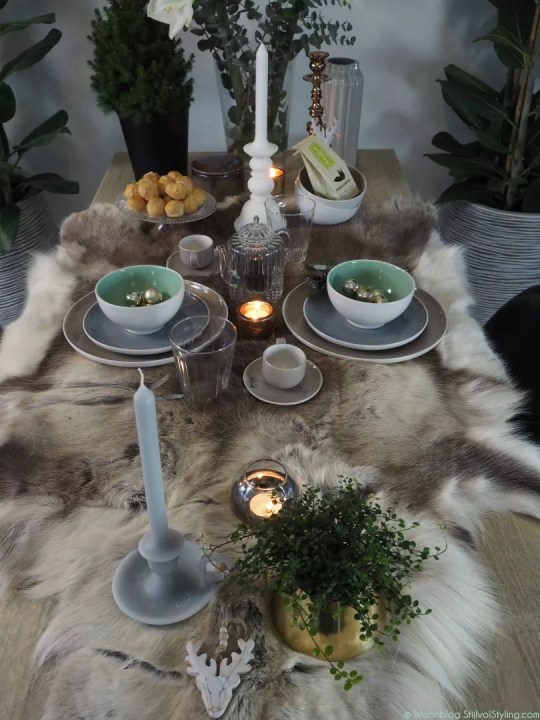 Interieur | Winter styling & aan tafel met Bitossi Home - © Woonblog StijlvolStyling.com (Styling by SBZ Interieur Design)