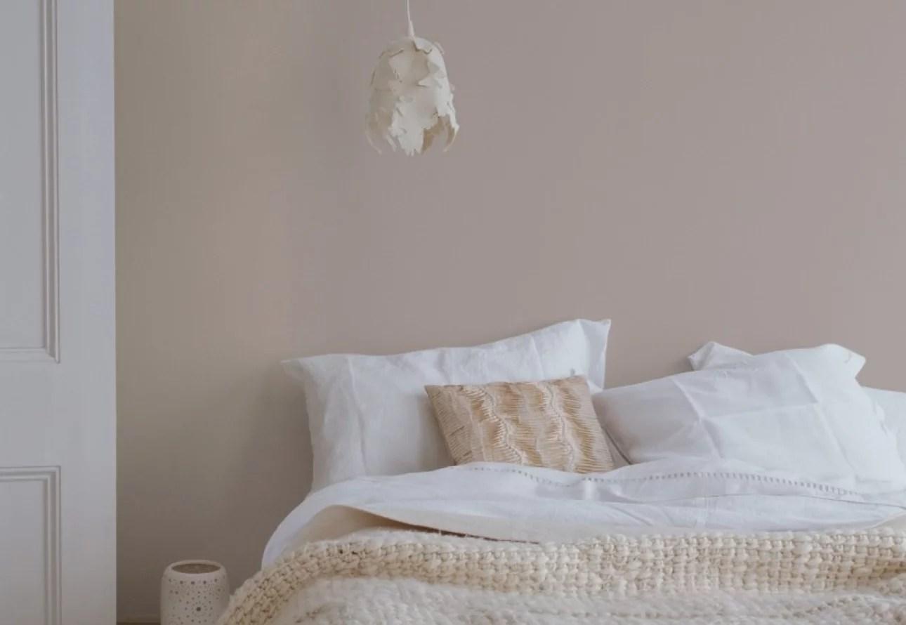 Interieur  kleur  De perfecte lichte slaapkamer