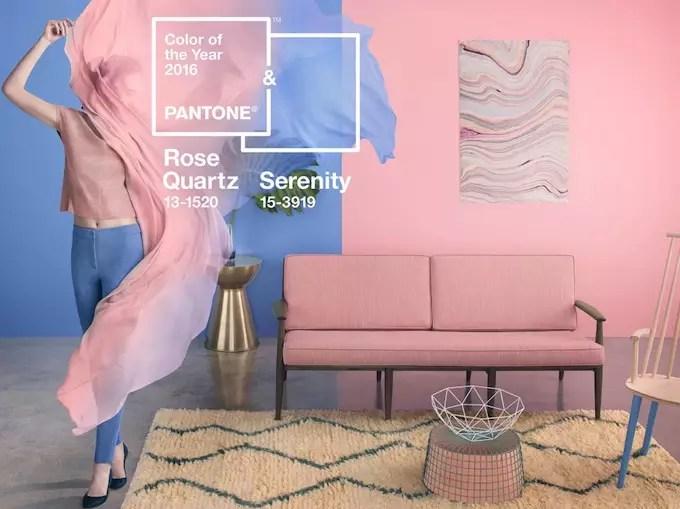 Woontrends 2016 | De Pantone kleuren van 2016 - Woonblog Stijlvol Styling.com