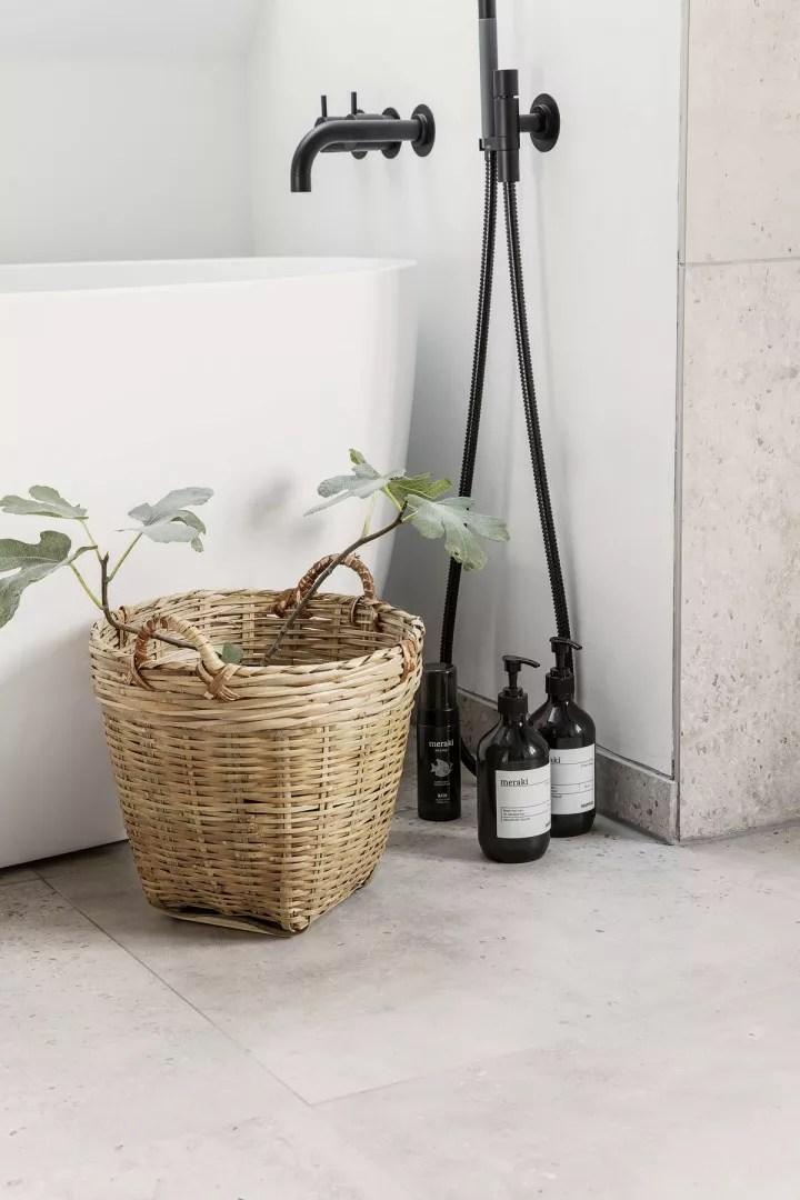 Interieur | De natuur in de badkamer - beeld: Meraki - House Doctor blog door: StijlvolStyling.nl
