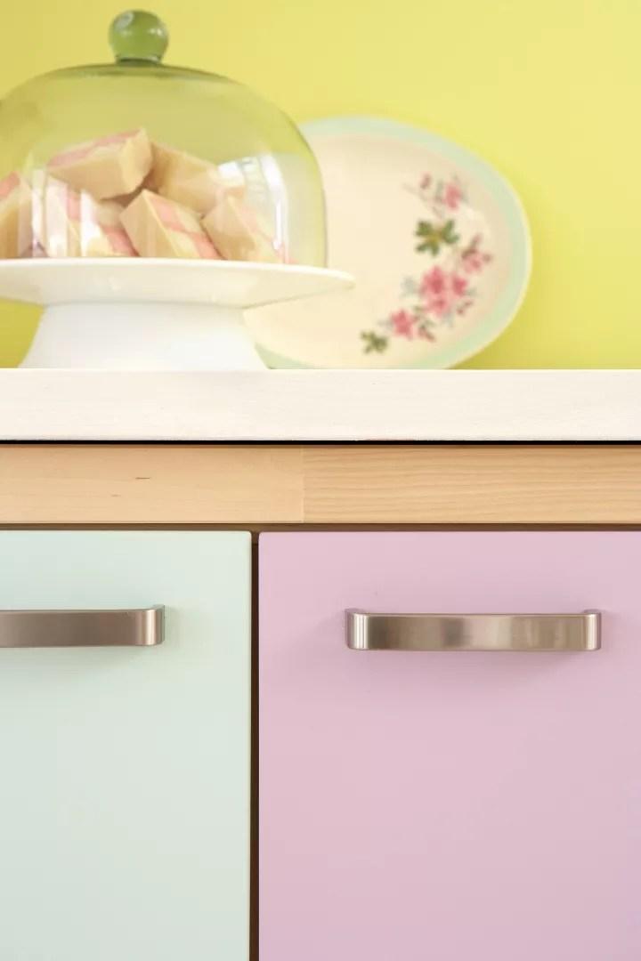 4 - Kitchen paint_Little Greene_Spearmint_Milk Thistle