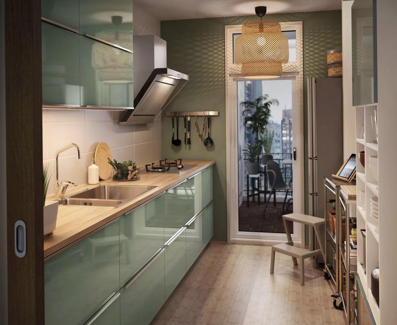 Interieur ikea lanceert design keuken met karakter for Keuken samenstellen ikea