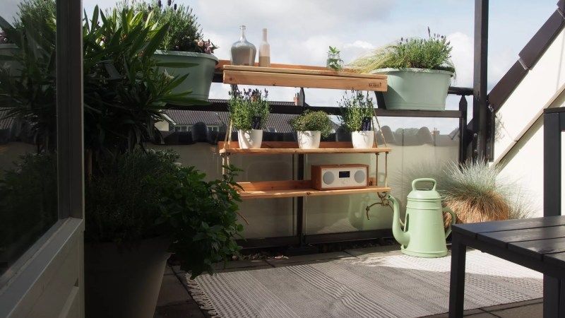 Buitenleven   24x inspiratie - Klein balkon inrichten - Woonblog StijlvolStyling.com - Styling & beelden SBZ Interieur Design